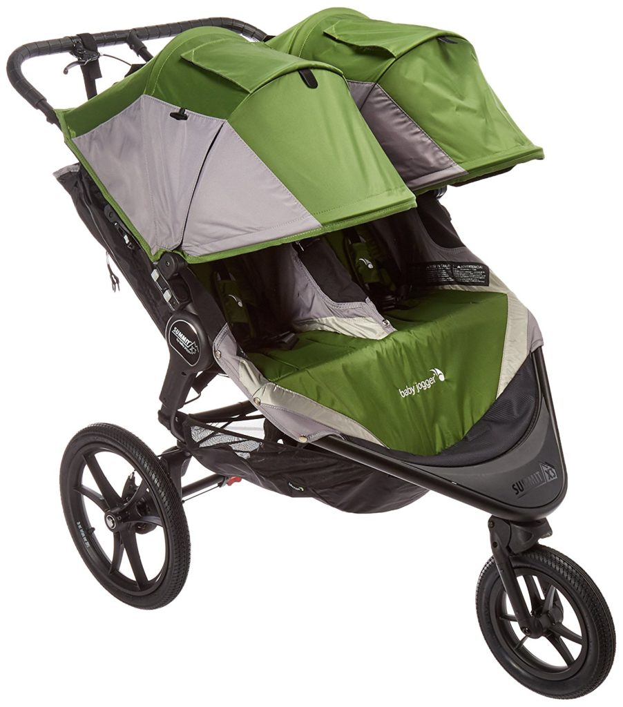 top rated double strollers for infant and toddler