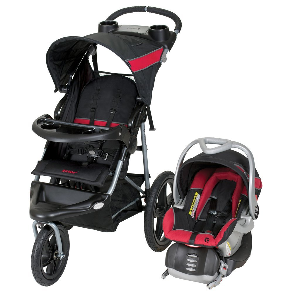 baby car seat and stroller combo